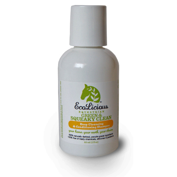 SQUEAKY GREEN & CLEAN Shampoo Mini