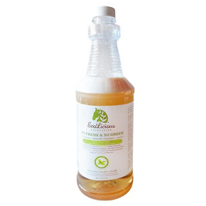 So Fresh & So Green Equine Body Spray Concentrate