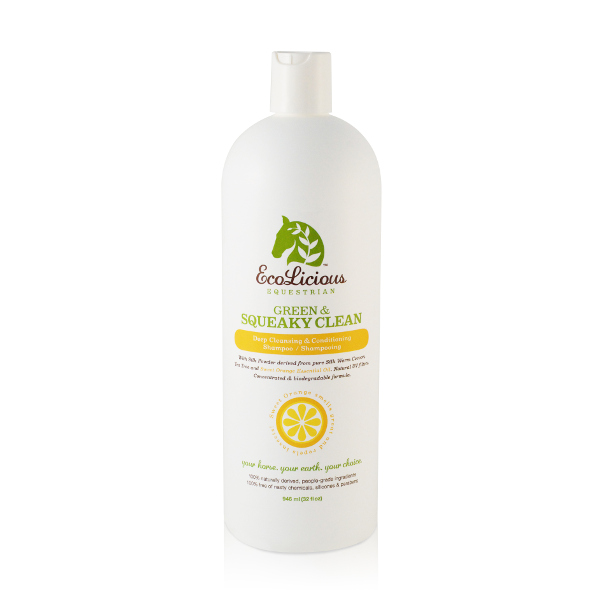 SQUEAKY GREEN & CLEAN Shampoo