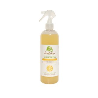 Squeaky Green and Clean Waterless Shampoo