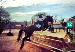 Little one eventing