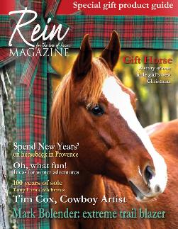 rein magazine cover