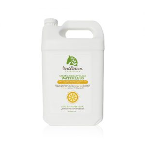 SQUEAKY GREEN & CLEAN Waterless Deep Cleaning Shampoo 4 litre Bulk