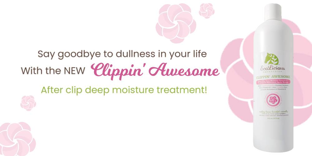 Clippin' Awesome After Clip Deep Moisture Treatment